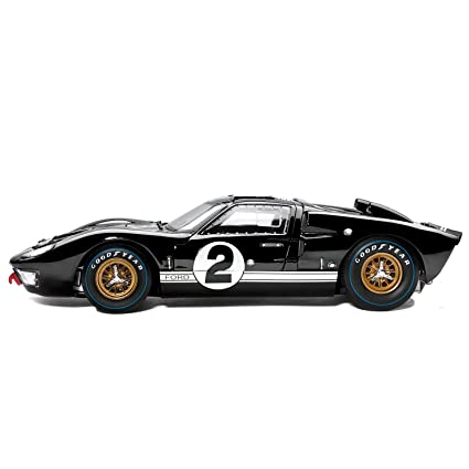 Ford Gt  Mk Ii No Cast Car Replica