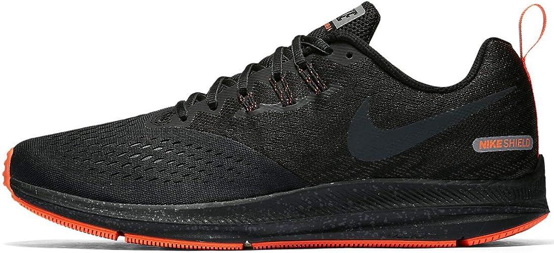 Nike Herren Zoom Winflo 4 Shield Laufschuhe