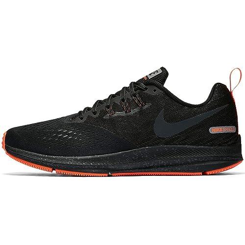 9fa9869436d2 NIKE Men s Air Zoom Winflo 4 Shield Running Shoe