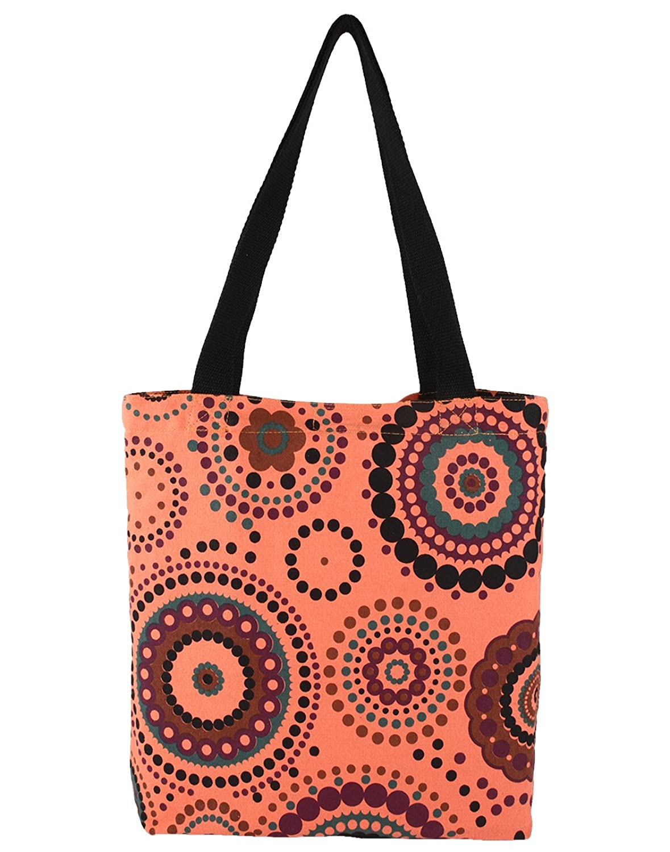 Anekaant Encircle Women Canvas Tote Bag