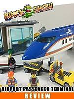 LEGO City Airport Passenger Terminal Review (60104)