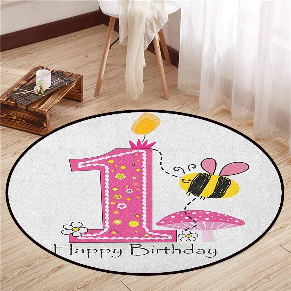 Amazon.com: Alfombra para mascotas, 18 cumpleaños, diseño de ...