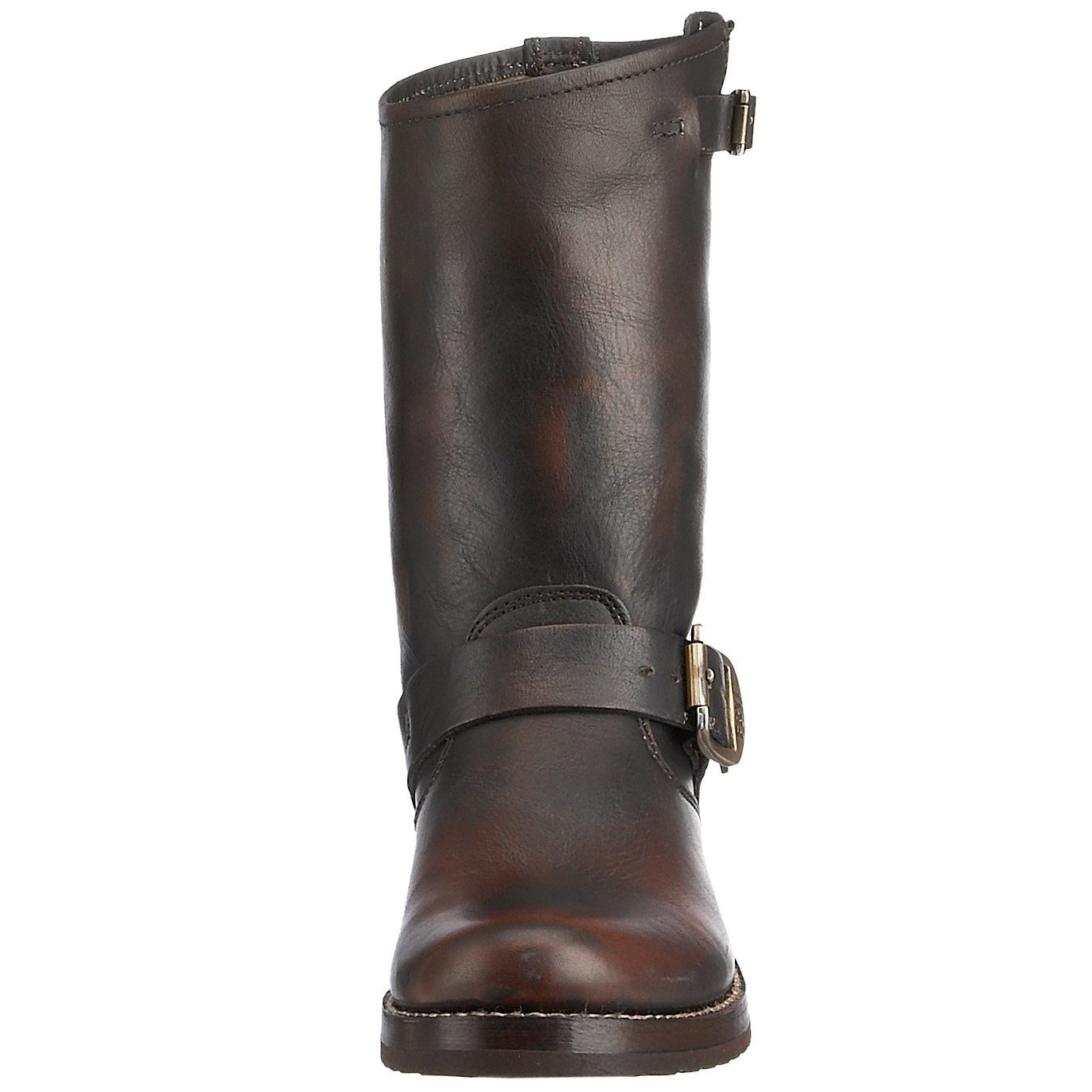FRYE 5.5 Women's Veronica Short B000S5V3KS 5.5 FRYE B(M) US|Brown Brush Off dd6905