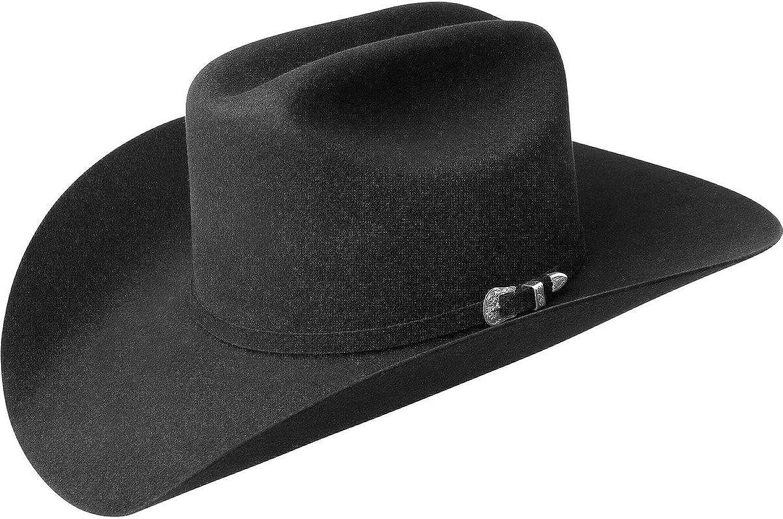 Bailey Western Pro 5X Hat Black 7 3//8