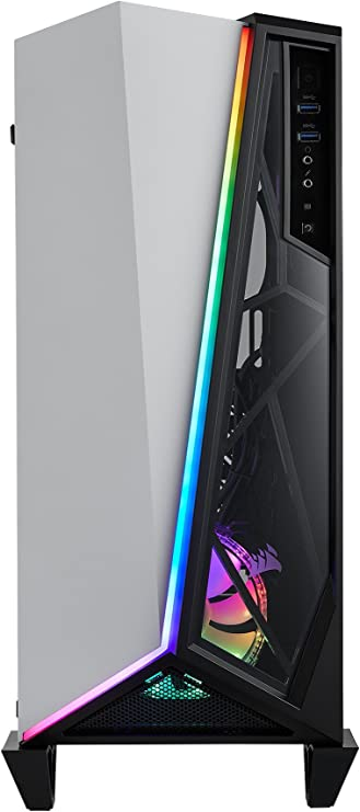 Corsair Carbide Spec-Omega RGB - Chasis semitorre para Juegos, con ...