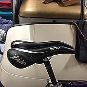 Amazon.com: Selle SMP Extra Sillín de ciclismo, color negro ...