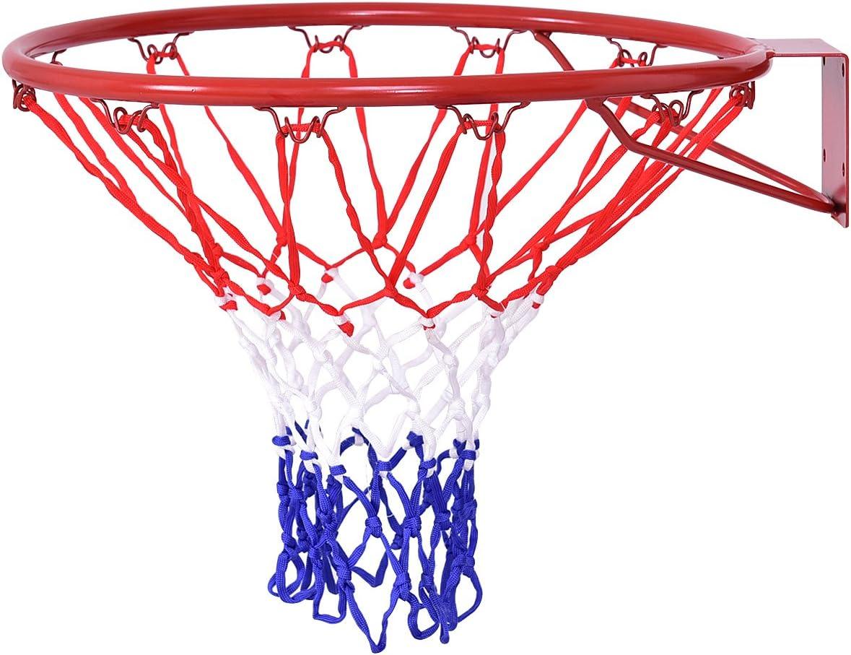Basketballkorb Basketballring Basketball Korb Ring und Netz /Ø45cm