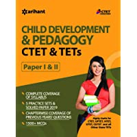 CTET and TETs Child Development and Pedagogy Paper 1 and 2 2019