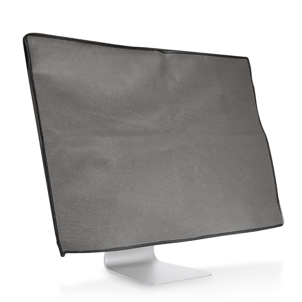 kwmobile Monitor Cover for 24-26 Monitor - Dust Cover PC Monitor Case Screen Display Protector - Dark Grey KW-Commerce 42629.19