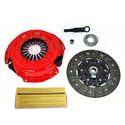Amazon.com: EFT STAGE 2 CLUTCH KIT fits NISSAN 300ZX TURBO PICKUP D21 PATHFINDER 3.0L SOHC: Automotive