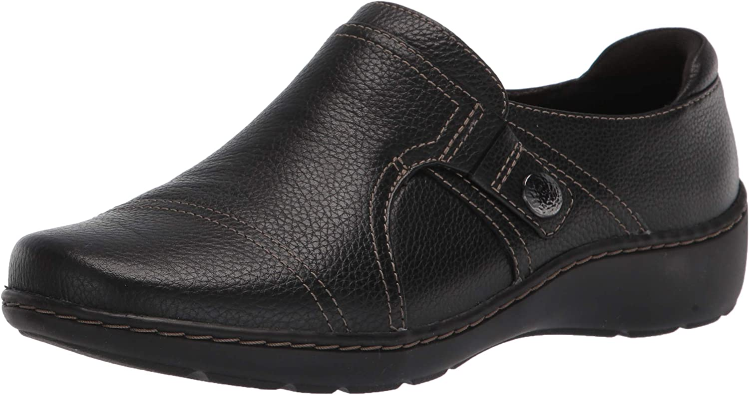Clarks Women's San Francisco Mall Cora Time sale Loafer Poppy