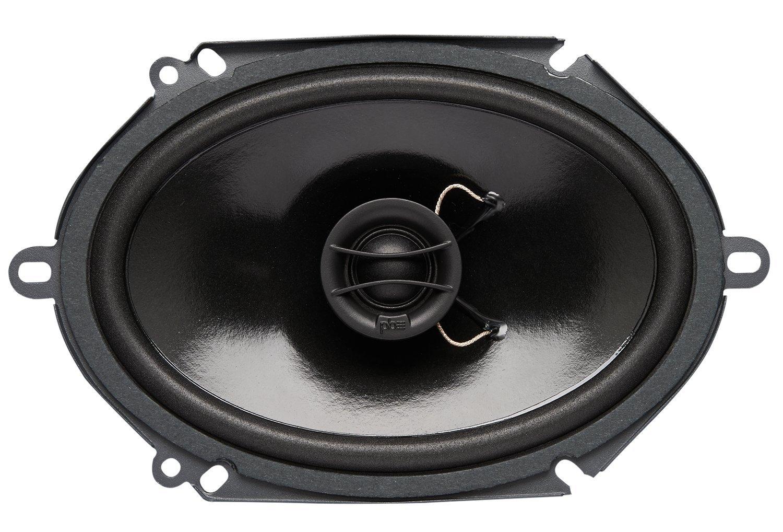 Set of 2 Powerbass S-6802 6 X 8 Coaxial OEM Speakers S6802