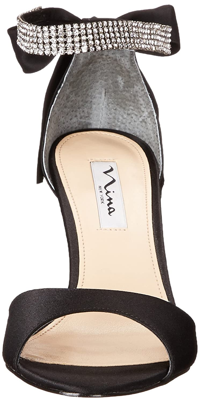 Nina Women's Vinnie LS Dress Pump B00N4MIDCI 7 B(M) US|Black