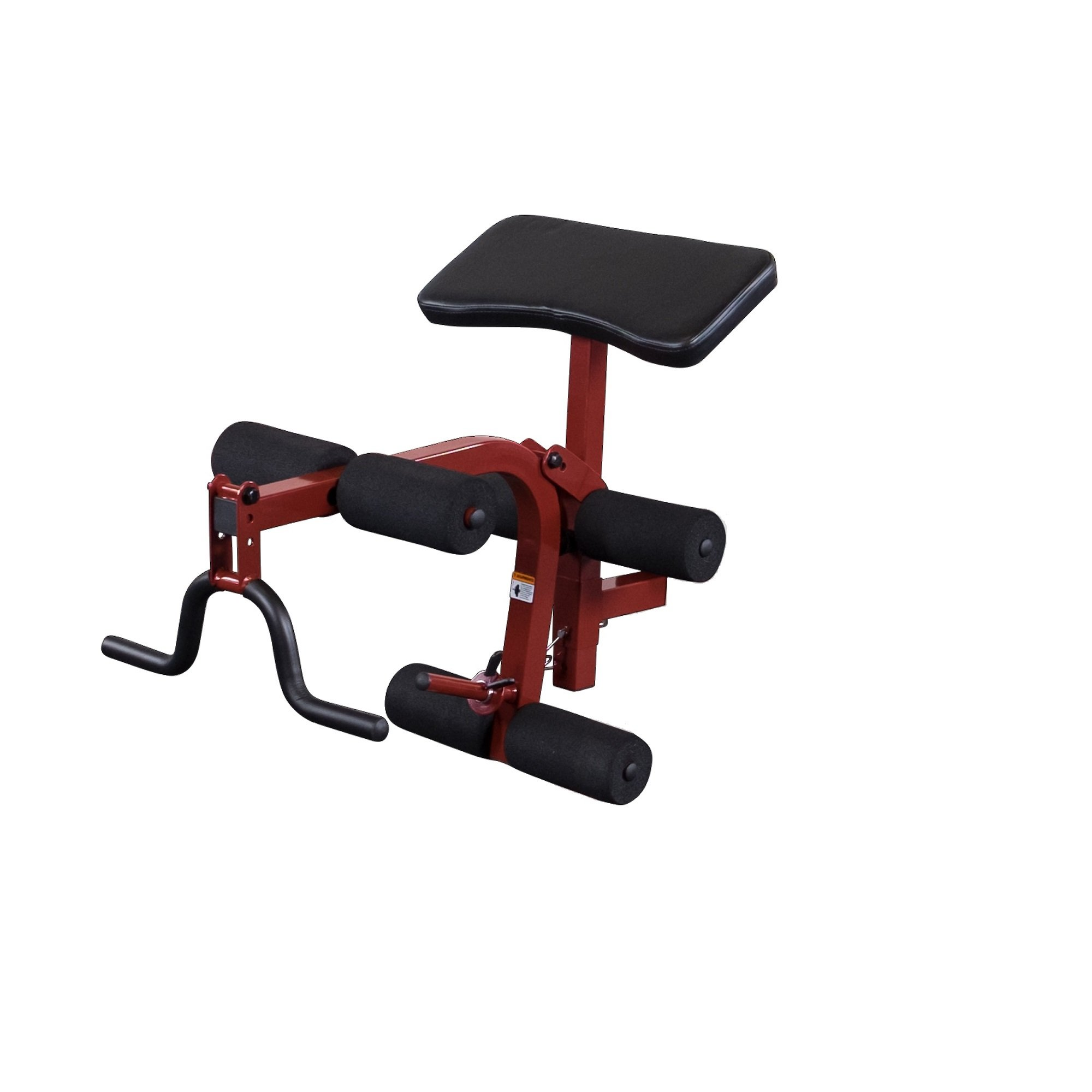 Best Fitness BFPL10 Leg and Preacher Attachment for BFFID10 Bench by Best Fitness