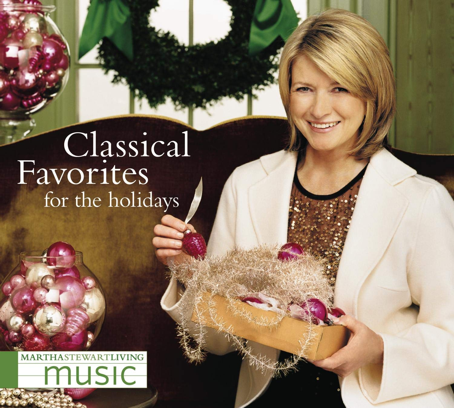 Martha Stewart Living 4 years warranty Music: Classical Holiday Ranking TOP12 The Favorites For