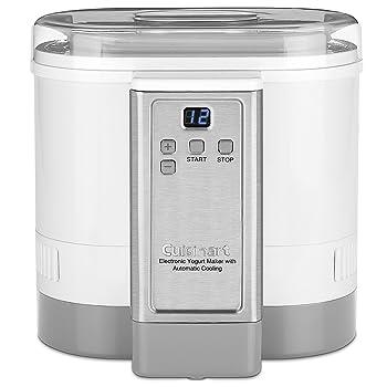 Cuisinart CYM-100C Automatic Cooling Yogurt Maker