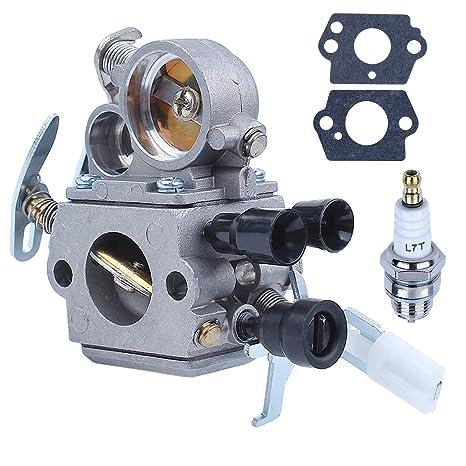 Amazon com: Adefol C1Q-S269 Carburetor fit Stihl MS171 MS181