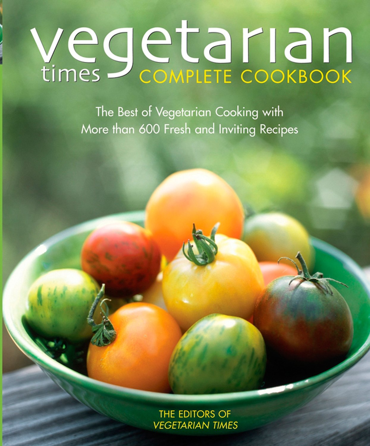 Vegetarians Cook Book