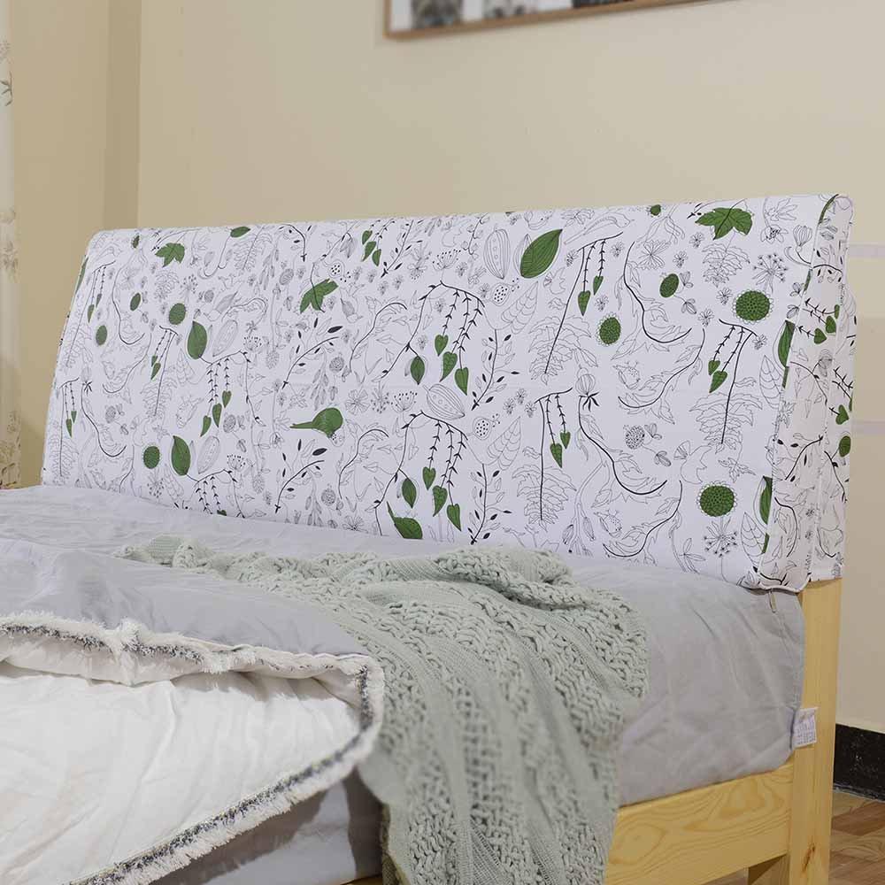 JIMI-I ベッドバックレスト/子供ベッドサイドソフトバッグ/ベッドサイドクッション/Lサイズソファクッション/ダブルベッドヘッドレスト枕 100*10*50cm 100*10*50cm  B07K67ZT82