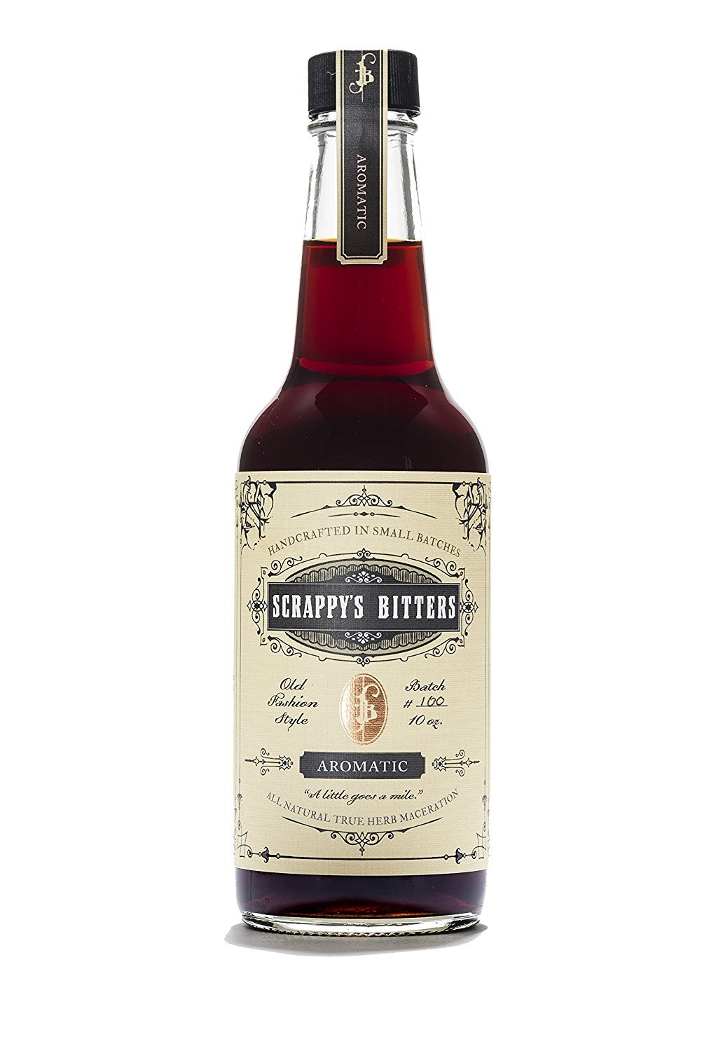 Scrappy's Bitters - Aromatic Bitters, 10 oz