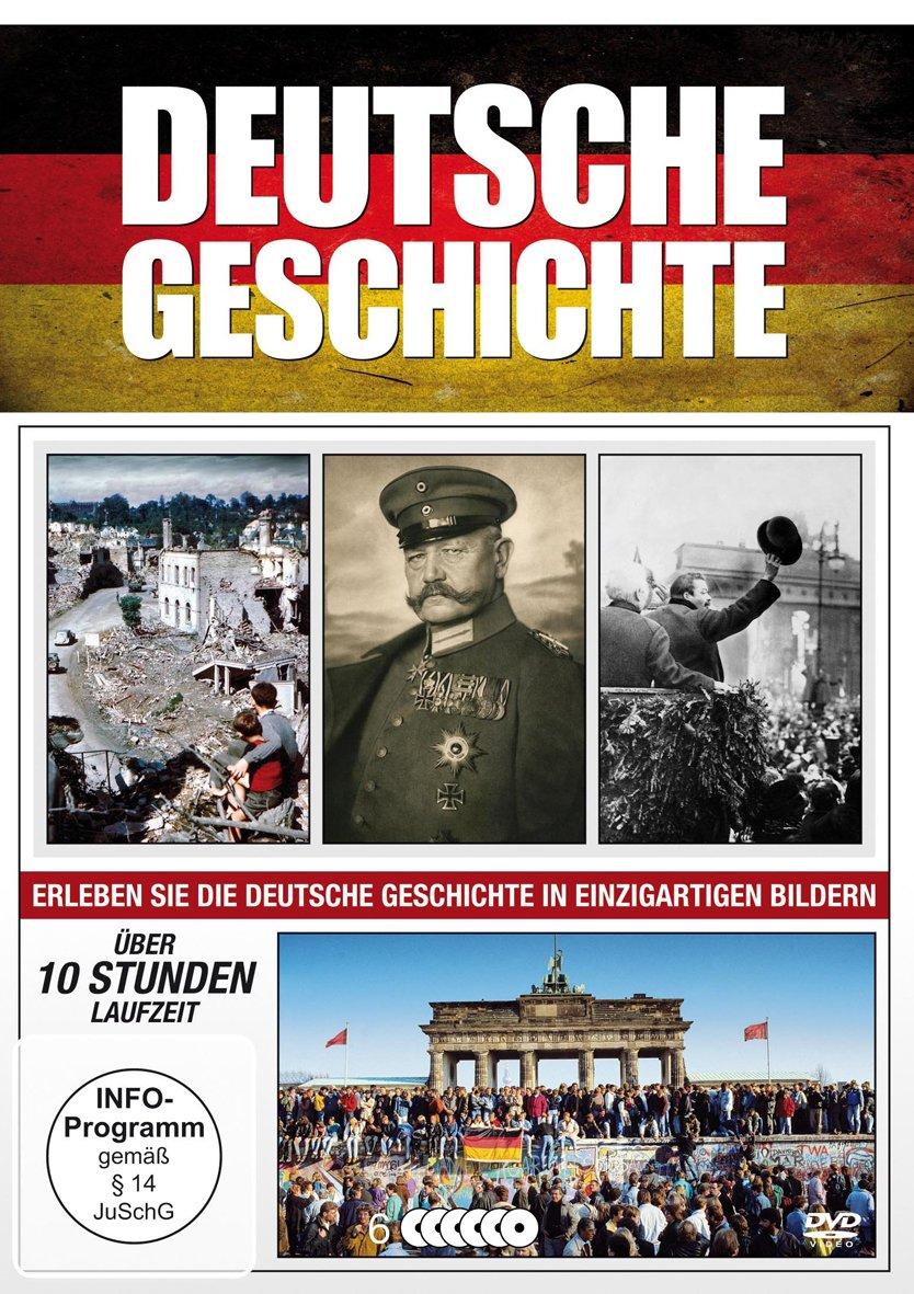 Deutsche Geschichte [6 DVDs]: Amazon.de: Frederick Forell, George ...