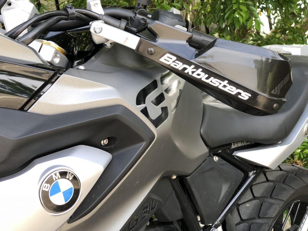 Barkbusters(バークバスターズ) ハードウェアキット BMW G310GS (17-) BHG-069-00-NP B07DFJ3CGD