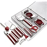 Wolfgang Puck 11-Piece Complete Kitchen Tool Kit ~ Red