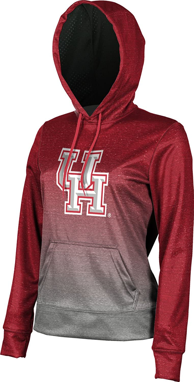Ombre ProSphere University of Houston Girls Pullover Hoodie School Spirit Sweatshirt