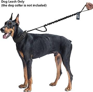 OneTigris - Correa elástica para perro con control de liberación ...