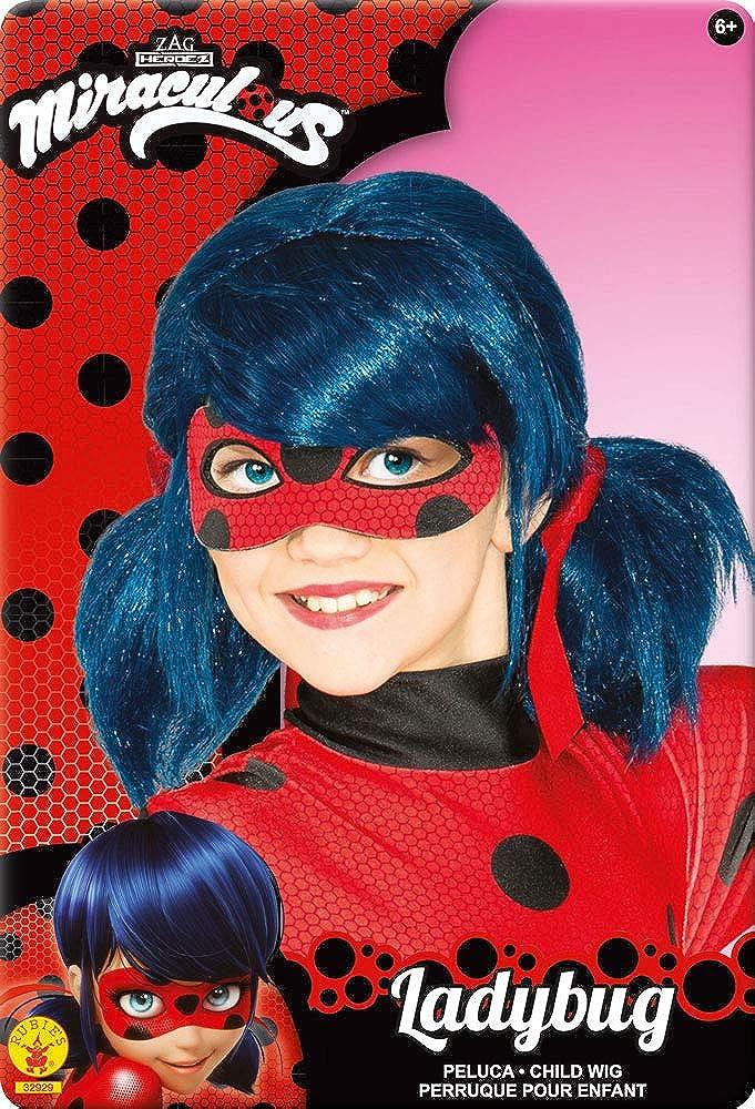 Amazon.com: Rubies, disfraz infantil de Miraculous Ladybug ...