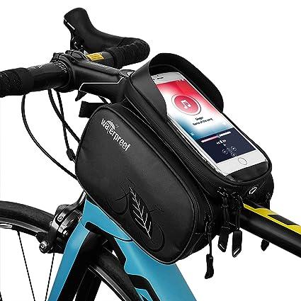 TAKEBEST Bolsas de Bicicleta, Bolsa Impermeable para ...