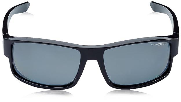 Arnette 0AN4224 235987 59, Occhiali da Sole Uomo, Blu (Matte Brushed  Denim DarkGrey)  Amazon.it  Abbigliamento 9c4a72c50d