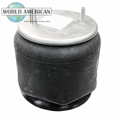 World American WA01-8204C Air Spring (REVERSIBLE SLEEVE): Automotive