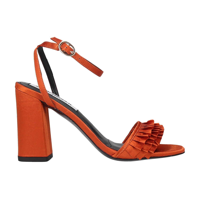 Steve Madden Heel Sandal Sandal Sandal Rust and Mustard by 34cb11