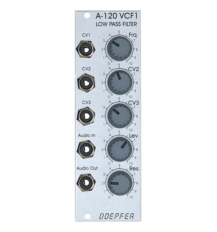 Doepfer A-120 24dB Pass Moog Type VCF/ 24dB Low/ Pass Filter B00SAZW3VQ, ミナトク:73c6f066 --- verkokajak.se