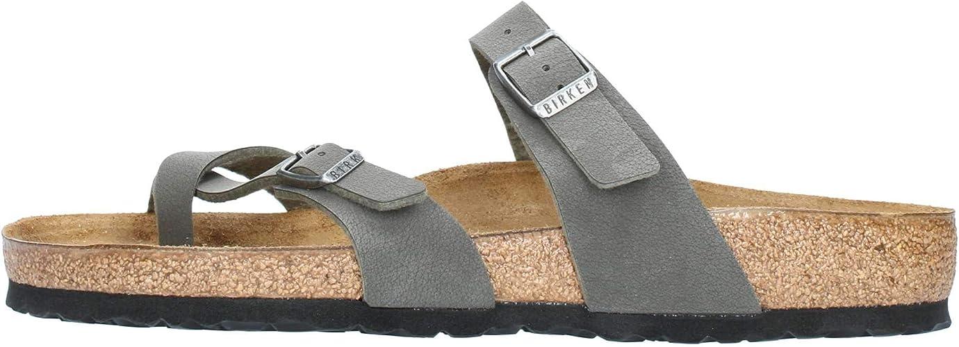 Incomodidad Cúal fragmento  Birkenstock Women's Mayari Sandals: Amazon.co.uk: Shoes & Bags