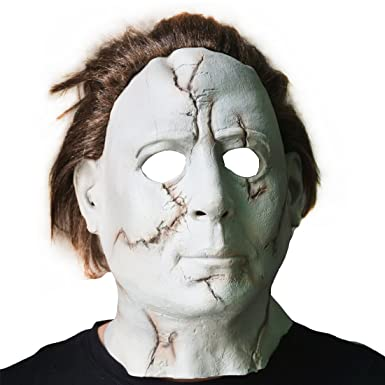 Amazon Com Hongzhi Craft Halloween Movie Michael Myers Mask With
