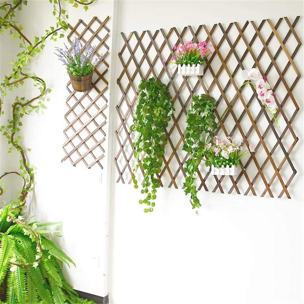 Enrejado de madera para plantas de enrejado de madera variable ...