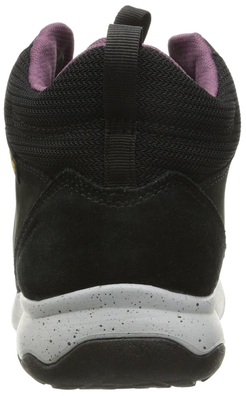 Teva Women's W Arrowood Lux Mid Waterproof Hiking Boot B018S9TW3A 7.5 B(M) US|Black