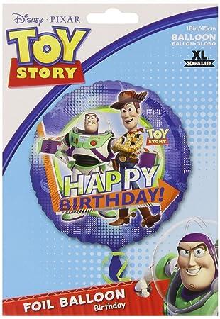 Feliz 46cm del cumpleaños del globo de Disney Pixar Toy ...