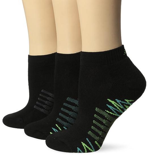6186c27a6c592 Amazon.com: New Balance Women's 3 Pack Core Performance Low Cut Socks:  Clothing