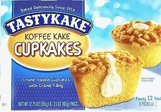product image for Tastykake Cream Filled Koffee Kake - 2 Family Packs - SET OF 4