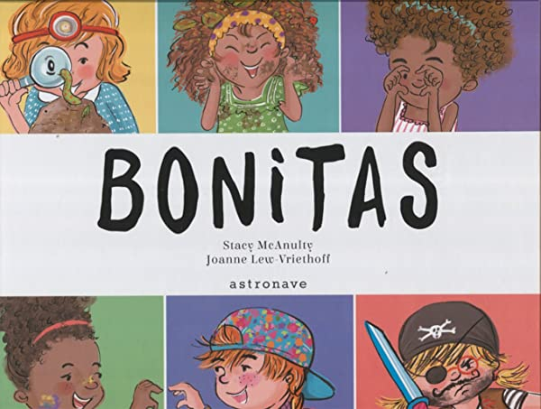 Bonitas - Libros para empoderar a las niñas - Mil ideas para regalar