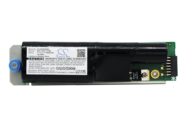 対応交換用電池 DELL PowerVault MB3000I PowerVault MD3000   B07L2FKJRQ