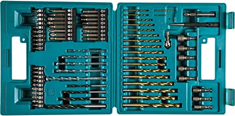 Amazon jobber drill bits tools home improvement makita b 49373 75 pc metric drill amp keyboard keysfo Image collections