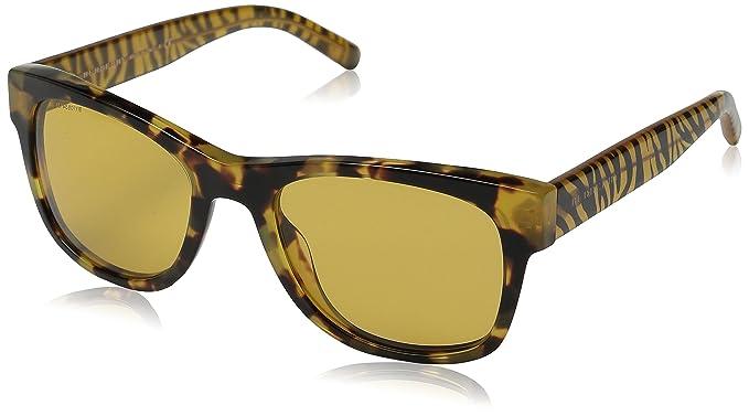 Amazon.com: Burberry anteojos de sol be4149 341085 53 20 140 ...