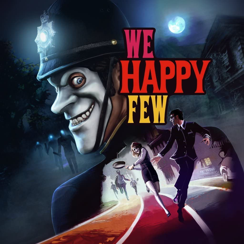 We Happy Few   Ps4 [Digital Code] by Gearbox