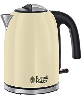 Russell Hobbs 20135-56 Colours Classic Cream-Cafetera de Goteo ...