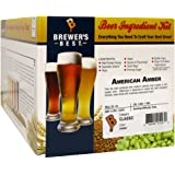Brewer's Best - Home Brew Beer Ingredient Kit (5 gallon), (American Amber)