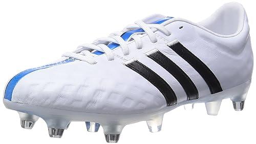 best sneakers 41173 3b0a9 adidas Performance 11Pro SG para Hombre Botas de fútbol Negro B26890,  Size 46  Amazon.es  Zapatos y complementos